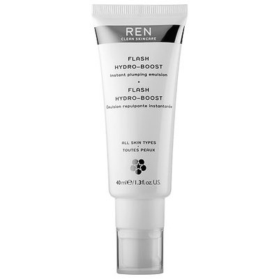 REN Flash Hydro-Boost Instant Plumping Emulsion 1.3 oz