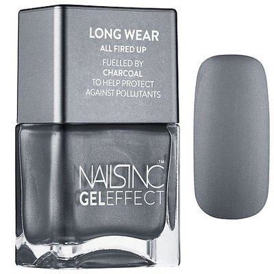 NAILS INC. Nail Polish Fuelled by Charcoal