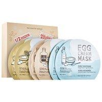 Too Cool For School 1/2 Dozen Egg Cream Mask