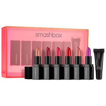 Smashbox Light It Up Lipstick + Mattifier Set