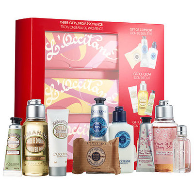 L'Occitane Three Gifts From Provence