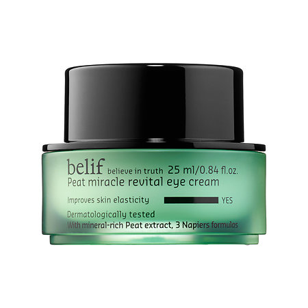 belif Peat Miracle Revital Eye Cream