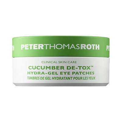 Peter Thomas Roth Cucumber De-Tox(TM) Hydra-Gel Eye Patches 60 Pads-30 Treatments