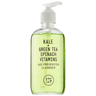 Youth To The People Kale Spinach Green Tea Age Prevention Cleanser 8 oz
