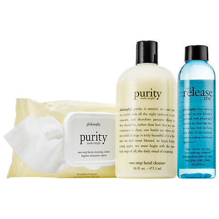 philosophy Purity Cleansing Collection