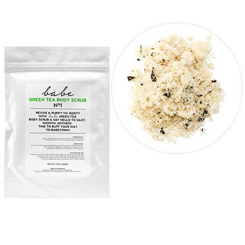 Babe Body Scrub Green Tea 7.05 oz/ 200 g