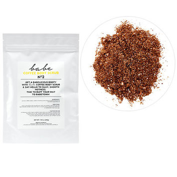 Babe Body Scrub Coffee 7.05 oz/ 200 g