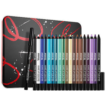 MAKE UP FOR EVER Artistic Aqua XL Eye Pencil Collection