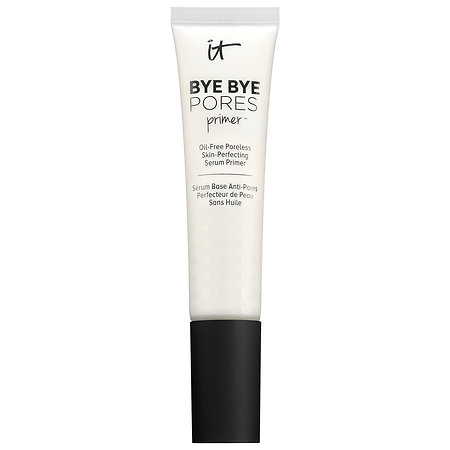 IT Cosmetics Bye Bye Pores Primer(TM) Oil-Free Poreless Skin-Perfecting Serum Primer 1 oz