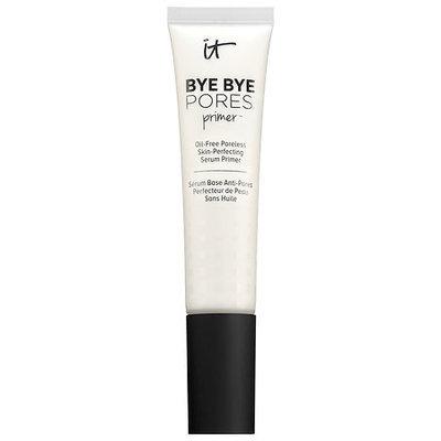 IT Cosmetics Bye Bye Pores Primer(TM) Oil-Free Poreless Skin-Perfecting Serum Primer 1 oz