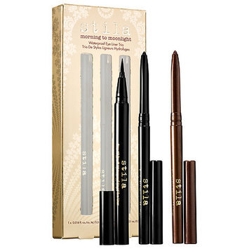 stila Morning To Moonlight Waterproof Eye Liner Trio