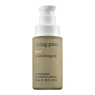 Sephora Favorites LIVING PROOF No Frizz Nourishing Oil 0.85 oz/ 25 mL