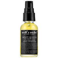 Sephora Favorites Earth's Nectar Mint Leaves Scalp Oil 1 oz/ 50 mL
