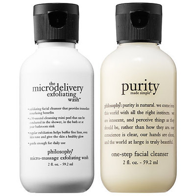 philosophy Purity Made Simple & The Microdelivery Exfoliating Wash Duo