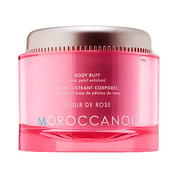 Moroccanoil Body Buff Fleur de Rose 6 oz/ 180 ml