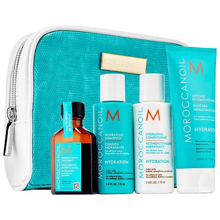 Moroccanoil Hydrating Travel Kit