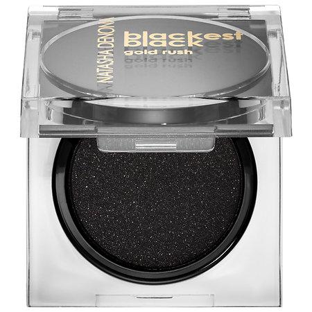 Natasha Denona Blackest Black Eyeshadow Gold Rush Gold Rush 0.14 oz/ 4 g