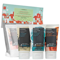 KORRES Hydrate & Smooth Hand Cream Trio