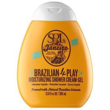 Sol de Janeiro Brazilian 4 Play Moisturizing Shower Cream-Gel 13 oz/ 385 mL