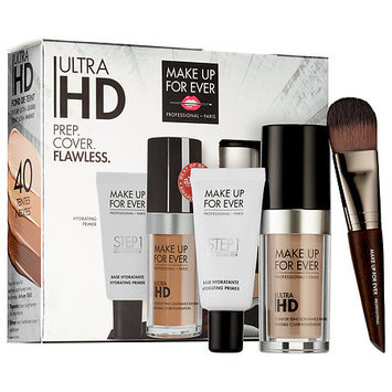 MAKE UP FOR EVER Ultra HD Foundation + Hydrating Skin Equalizer Customizable Set
