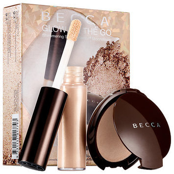 BECCAa Glow On The Go Shimmering Skin Perfector™ Moonstone Set