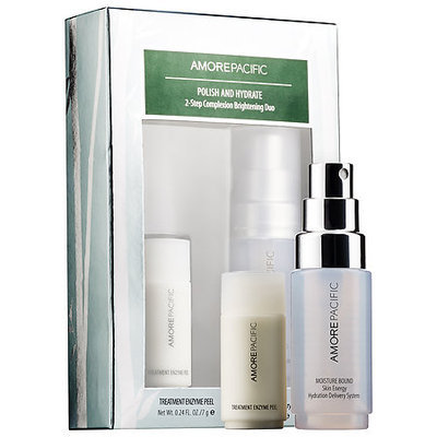 AmorePacific Polish and Hydrate 2-Step Complexion Brightening Duo
