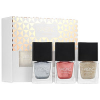 NAILS INC. The Soft Metals Nail Polish Collection