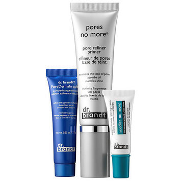 Dr. Brandt Skincare pores no more® pore refiner primer Bonus Bundle