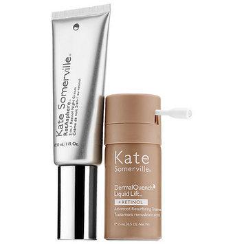 Kate Somerville RetAsphere(TM) 2-in-1 Retinol Night Cream & DermalQuench Liquid Lift(TM) + Retinol Advanced Resurfacing Treatment