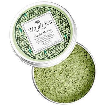 Origins RitualiTea™ Matcha Madness™ Revitalizing Powder Face Mask with Matcha & Green Tea 1.5 oz/ 45 g