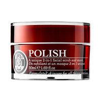 Dr Roebuck's POLISH 2-in-1 Facial Scrub and Mask 1.69 oz/ 50 ml