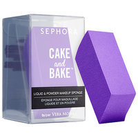 SEPHORA COLLECTION Cake and Bake by Vera Mona Liquid and Powder Makeup Sponge