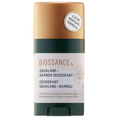 BIOSSANCE™ Squalane + Bamboo Deodorant