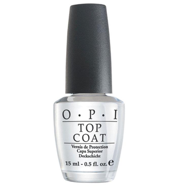 OPI Top Coat Reviews