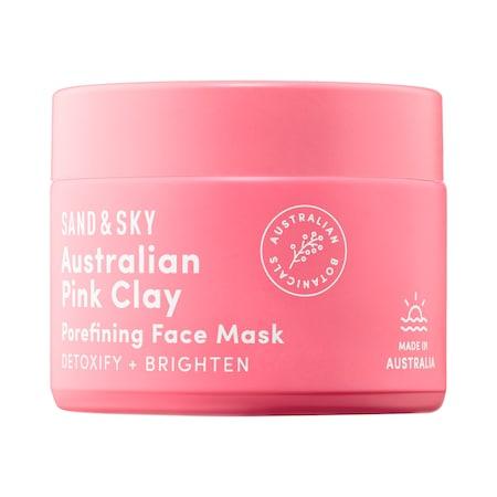 SAND & SKY Sand & Sky Australian Pink Clay Porefining Face Mask