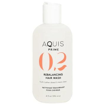 AQUIS 02 Prime Rebalance Hair Wash