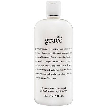 philosophy Pure Grace Foaming Bath and Shower Gel