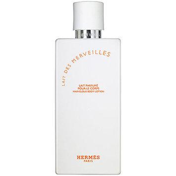 HERMï S Eau des Merveilles Lait des Merveilles Perfumed Body Lotion Lait des Merveilles Perfumed Body Lotion 6.7 oz