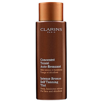 Clarins Intense Bronze Self Tanning Tint 4.2 oz