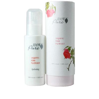 100% Pure Organic Rose Hydrosol Facial Mist