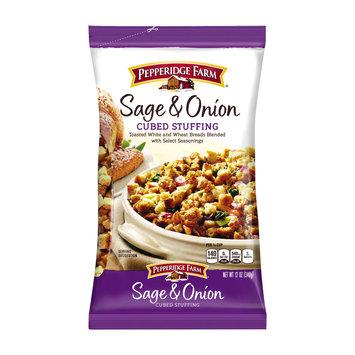 Pepperidge Farm® Sage & Onion Cubed Stuffing
