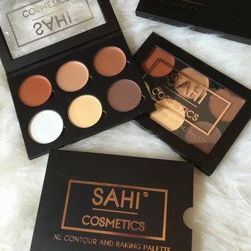 SAHI Cosmetics XL Contour and Baking Palette