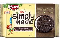 Keebler Simply Made Chocolate Sandwich Cookies