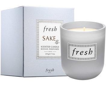 fresh Sake Candle
