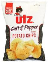 Utz Salt & Pepper Potato Chips