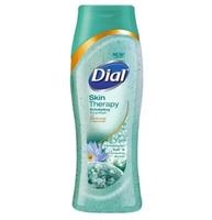 Dial® Skin Therapy Smooth Renewal Himalayan Salt & Exfoliating Body Wash
