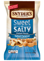 Snyder's Of Hanover Sweet And Salted Caramel