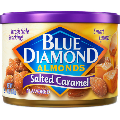 Blue Diamond® Salted Caramel Flavored Almonds