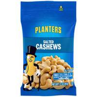 Planters Salted Cashews Bag