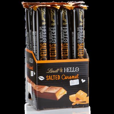 Lindt Salted Caramel Hello Stick